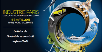 Salon Industrie Paris 2016